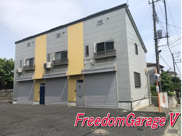 賃貸 ガレージ 神奈川 ハウス